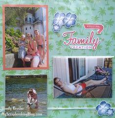 National Scrapbooking Month – Postcard Perfect Blog Hop | My Scrapbooking Blog