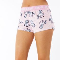 Sleep and lounge shorts Pink Love, Pretty In Pink, Make It Rain, Lounge Shorts, I Love Paris, Morning Person, Pajama Bottoms, Knit Shorts, Pjs