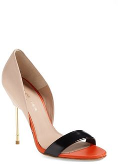 Kurt Geiger London 'Bank' Leather Pump