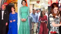 Prince William and Kate Middleton Big Splash In India