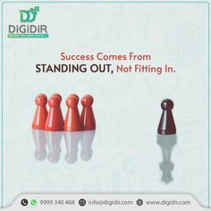 In the world of business, standing apart from the group is basically an absolute necessity for an organization so as to get the consideration of customers. U need ur products/ services to stand out from all the competitions that have comparative products to showcase. A brand and its logo are a must to make it stand out so that u can see yourself leading ur organization in the market place. The business head likewise should have the option to emerge from the group & be perceived in the… Digital Marketing Services, Social Media Marketing, Growing Your Business, Consideration, Competition, Logo Design, Success, Branding, How To Get