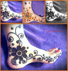 """Here is my entry for round 3 in The Big Henna Contest 2014..Theme is """"Sudanese Henna Design"""".. Please vote for me by click on Heart <3 and repin my post..Thanks!!"""