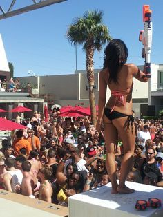 Ditch Fridays at Palms Pool!