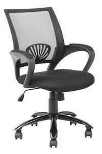 new style customized staff ergonomic low back pink office chairs
