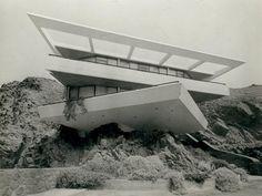 Walter Weberhofer - Fernandini House, Peru 1957 - 58