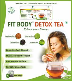 Great Response received from customers for FIT BODY DETOX TEA (blend of nine herbal teas & Indian spices). #detoxtea #weightlosstea #slimmingtea #fitbody #fitbodydetoxtea. You too try this at 10% discount from https://www.bestsourcenutrition.com/products/fit-body-detox-tea