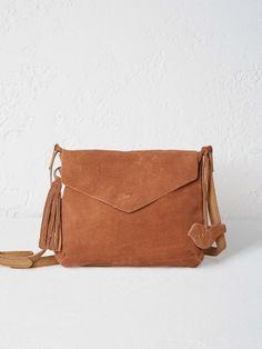 77cc73d25 Suede mandy crossbody bag Soft Suede, Classic Style, Women's Accessories, Crossbody  Bag,