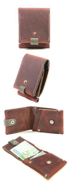 Pure Genuine Leather Wallet by Walletvilla