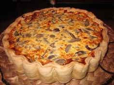 Quiches, Portuguese Recipes, Calzone, Chocolate, Starters, Cheesecake, Good Food, Brunch, Food And Drink