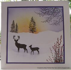 Crafty Salutations: The last Rudolf day for 2014!