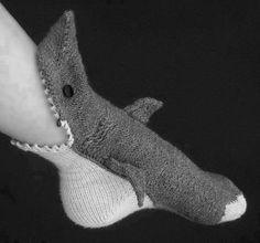 SHARK SOCK!