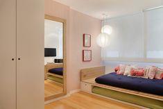 Décor pensado para apê alugado. Veja as dicas: https://casadevalentina.com.br/projetos/detalhes/ape-alugado,-decor-bem-pensado-533 #details #interior #design #decoracao #detalhes #decor #home #casa #design #idea #ideia #charm #charme #casadevalentina #bedroom #quarto