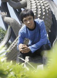 Tugu Monumen Suroboyo di Surabaya, Jawa Timur