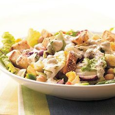 Chop Cobb Salad Recipe