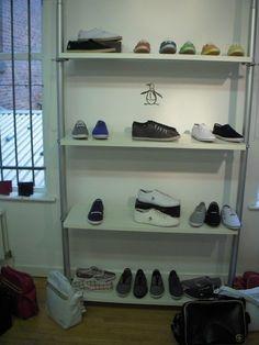 Original Penguin #fashion showroom #shoes Trendy Golf, Fashion Showroom, Golf Wear, Golf Outfit, Penguin, Shoe Rack, What To Wear, The Originals, Stylish