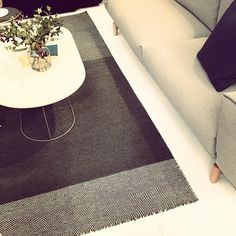 - This is the new rug VARJO that I have designed. Carpet Design, Rugs On Carpet, Floors, Van, Interior, Home Decor, Indoor, Home Tiles, Flats