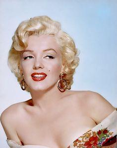 """"""" Marilyn by Nickolas Murray in 1952. """""""