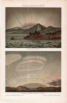 Aurora Borealis, 1889