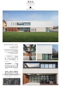 Locuinţă individuală – Casa K. - Bienala Naţională de Arhitectură 2014 Home Fashion, Exhibitions, Mansions, House Styles, Home Decor, Houses, Decoration Home, Manor Houses, Room Decor