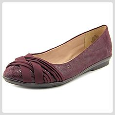 Marc Fisher Chaussures Bateau pour Femme/US Frauen - Beige - Light Pink Leather, 37.5 EU/6.5 US Frauen
