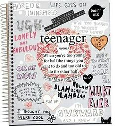 Just trying to get through these teenage years. Diary Ideas For Teens, Bullet Journal Mood Tracker Ideas, Start High School, Mom Planner, Boring Life, Justgirlythings, Never Grow Up, Keep Calm And Love, Life Goes On