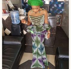 Latest Ankara Peplum Styles 2018; Six Pieces Skirt Designs with 2 layers Blouse Styles...Latest Ankara Peplum Styles 2018; Six Pieces Skirt Designs with 2 layers Blouse Styles