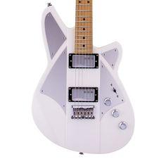 Reverend Billy Corgan Signature Electric Guitar - Satin White Pearl