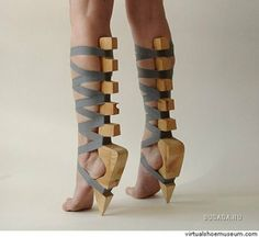 OMG now I know we all love shoes but these are just a little extreme - even for me :-)
