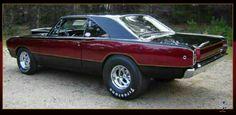 '68 Dodge factory Hurst 426 Hemi Super Stock Dart.