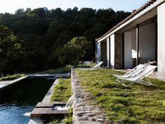Une ancienne grange superbement rénovée - Blog Déco Factorychic