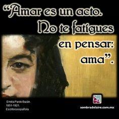#EfemérideLiteraria En 1851 nace #EmiliaPardoBazán. #Literatura #Novela #LosPasosdeUlloa www.sombradelaire.com.mx