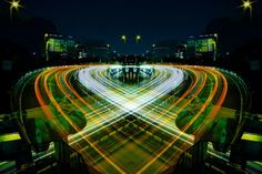 Beautiful Long-Exposure Photography Creates Collective Graffiti Of Tokyos Urban Landscape | The Creators Project