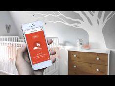 Sproutling Baby Monitor Digital Design - by NewDealDesign llc / Core77 Design Awards