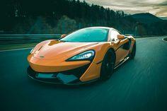 McLaren 570 S Novitec
