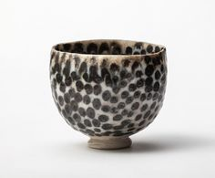 Spotted bowl by woodfirer on Flickr.