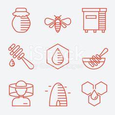 bee company logo - Google Search