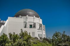 Griffith Observatory at Griffith Park - Los Angeles, California, USA - Luxury Travel Blog #travelblog #travel #losangeles