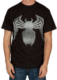 """Granted with the same powers as Spider-Man along with the ability to change form and be undetectable to Spider-Man's """"Spider Sense,"""" the Venom symbiote and Eddie Brock team to make Spidey's most badas"""