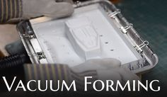 Learn how to make your own vacuum forming machine and use the process for Styrene plastic props, cosplay armor, and PETG visors in our collection of videos.