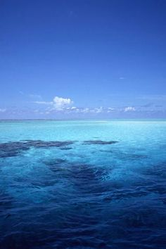 Blue sea  #iPhone #4s #Wallpaper