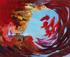 Painting by Anneke Kerkhof