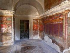 Villa of the Mysteries, Pompeii - cubiculum 't'.