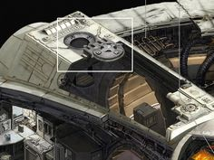 """Part of the fun of the assignment was building on the """"Star Wars"""" mythos. There are Easter eggs hidden in the image that answer many fans' questions about the movies."""