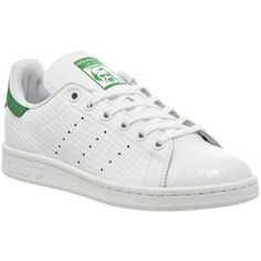 de2e0e367046 Adidas Stan Smith ( 98) ❤ liked on Polyvore featuring shoes