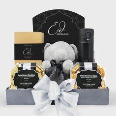 Mau beli Parcel Lebaran? Cek di outerbloom.com Cookie Packaging, Box Packaging, Parcel Lebaran, Eid Hampers, Food Decoration, Present Gift, Boyfriend Gifts, Rum, Goals