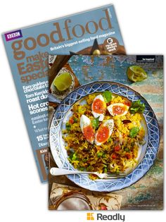 Suggestion about BBC Good Food April 2017 page 47