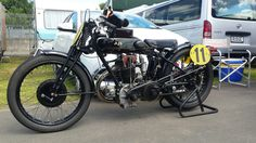 AJS Big Port 500 cc 1926