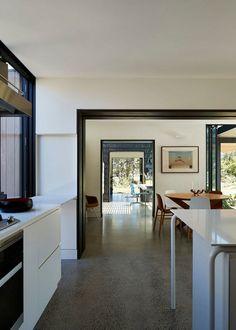 barrierefreies Wohnen mit offenem Wohnkonzept
