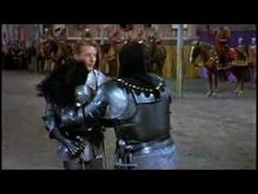 The best scene from The Court Jester (oh yeah and jousting)