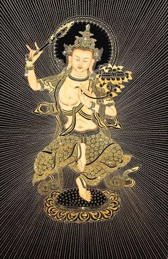 The 88 best joy images on pinterest buddhism green tara manjusri happily severing the root of ignorance fandeluxe Images